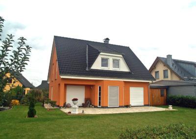Haus mit Gaube